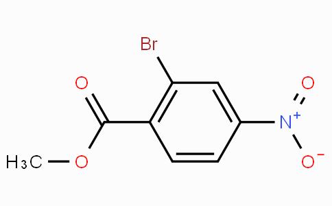 2-溴-4-硝基苯甲酸甲酯