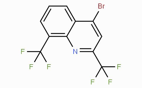 4-溴-2,8-二(三氟甲基)喹啉