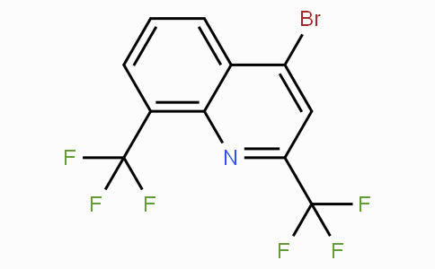 4-Bromo-2,8-bis(trifluoromethyl)quinoline