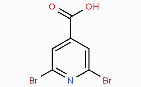 2,6-二溴吡啶-4-羧酸