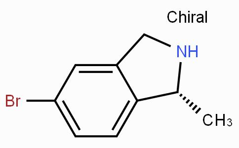 (1R)-5-溴-2,3-二氢-1-甲基-1H-异吲哚