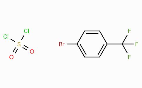 2-Bromo-5-(trifluoromethyl)benzene sulfonyl chloride
