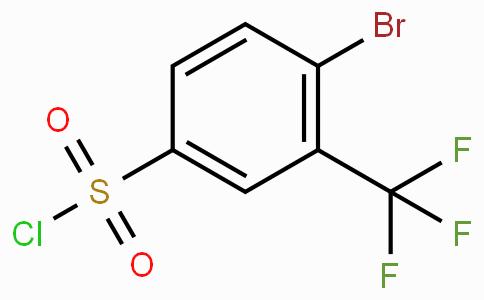 4-溴-3-三氟甲基-苯磺酰氯