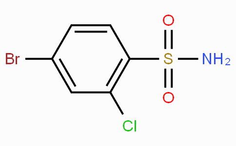 4-溴-2-氯苯磺胺
