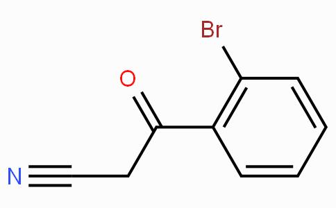 2-Bromobenzoylacetonitrile