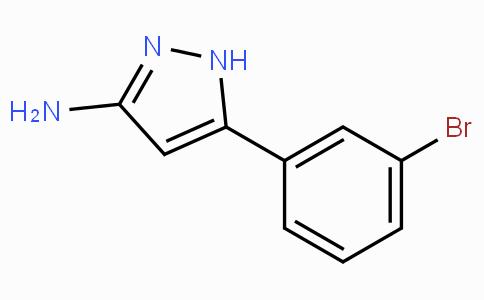 3-Amino-5-(3-bromophenyl)-1H-pyrazole