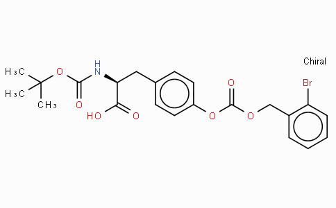 Boc-O-(2-bromo-Cbz)-L-Tyrosine