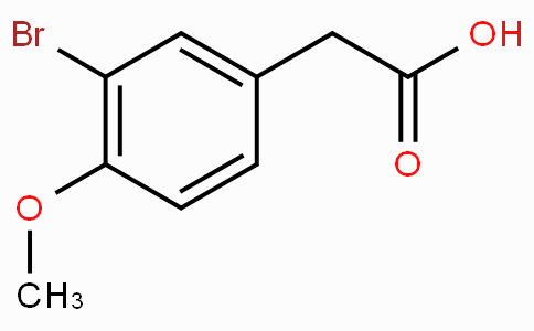 3-Bromo-4-methoxyphenylacetic acid