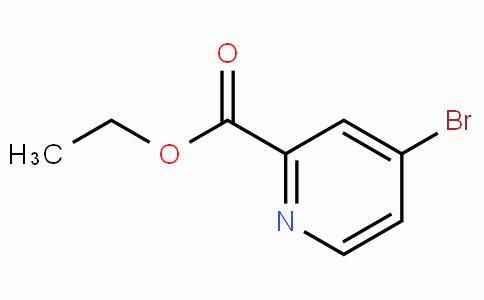 4-Bromopyridine-2-carboxylic acid ethyl ester