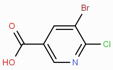 5-溴-6-氯烟酸