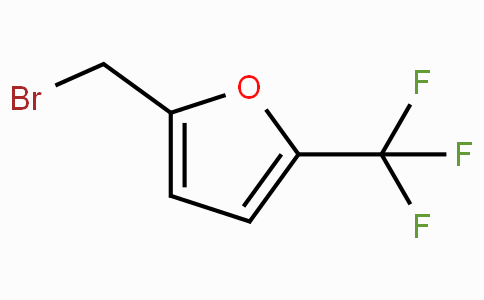 2-(Bromomethyl)-5-(trifluoromethyl)furan