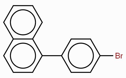 1-(4-Bromophenyl)-naphthlene