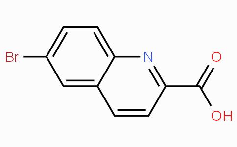 6-Bromoquinoline-2-carboxylic acid