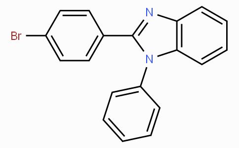 2-(4-溴苯基)-1-苯基-1H-苯并咪唑