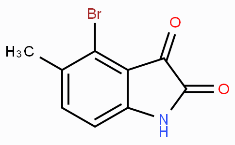 4-Bromo-5-methylisatin