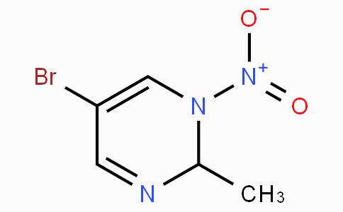 5-Bromo-2-methyl-3-nitropyrimidine