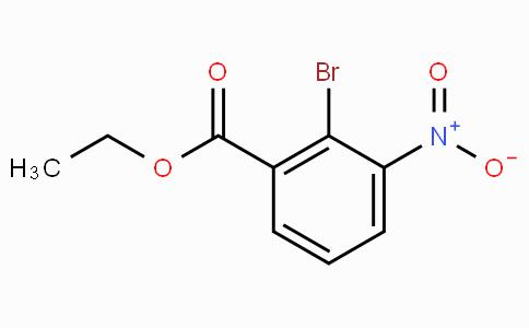 2-溴-3-硝基苯甲酸乙酯