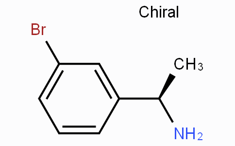 (R)-1-(3-Bromophenyl)ethylamine