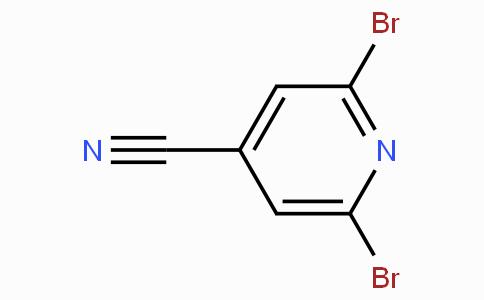 2,6-Dibromo-4-cyanopyridine