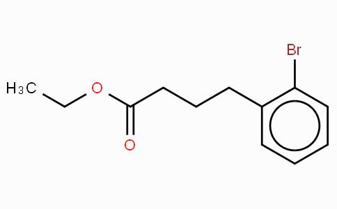 Ethyl 2-bromo-phenylbutanateester