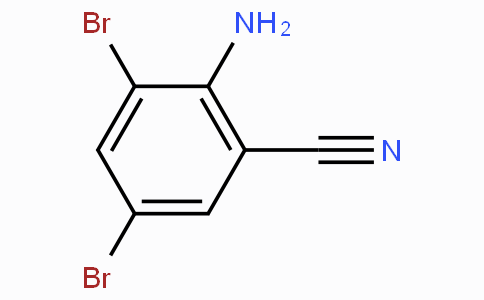 3,5-Dibromo-2-aminobenzonitrile