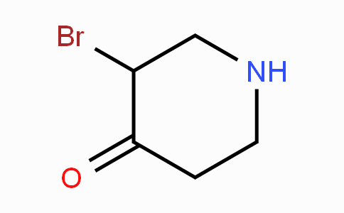 3-Bromopiperidin-4-one