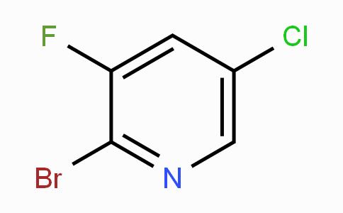 2-溴-3-氟-5-氯吡啶