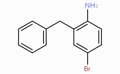 2-Benzyl-4-bromoaniline