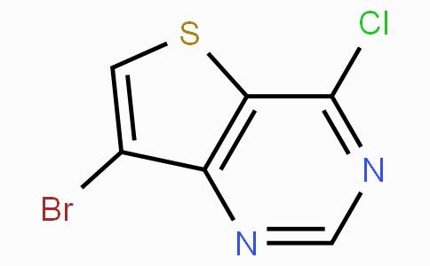 7-溴-4-氯噻吩并[3,2-d]嘧啶