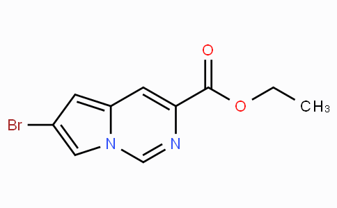 Ethyl 6-bromopyrrolo[1,2-c]pyrimidine-3-carboxylate