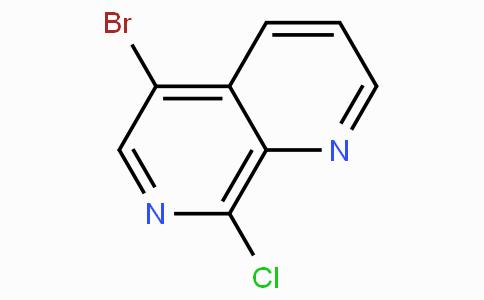 5-Bromo-8-chloro-1,7-naphthyridine
