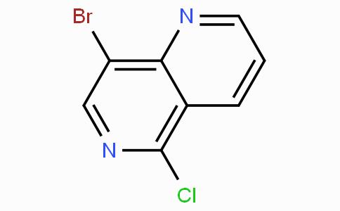 8-溴-5-氯-1,6-萘啶