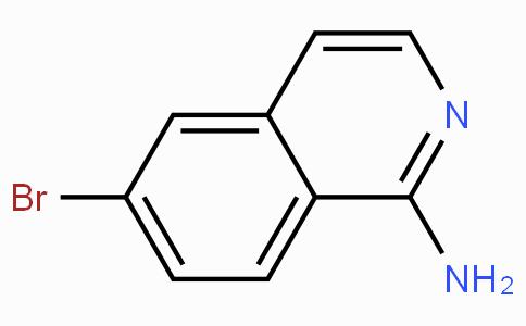 6-溴异喹啉-1-胺
