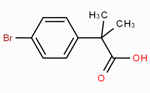 2-(4-Bromophenyl)-2-methylpropionic acid