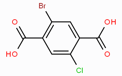2-Bromo-5-chloroterephthalic acid