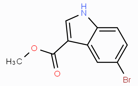 5-Bromo-1H-indole-3-carboxylic acid methyl ester