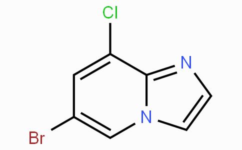 6-Bromo-8-chloroimidazo[1,2-a]pyridine