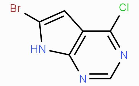 6-溴-4-氯-7H-吡咯并[2,3-d]嘧啶