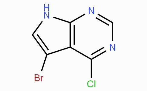 5-溴-4-氯-7H-吡咯并[2,3-d]嘧啶