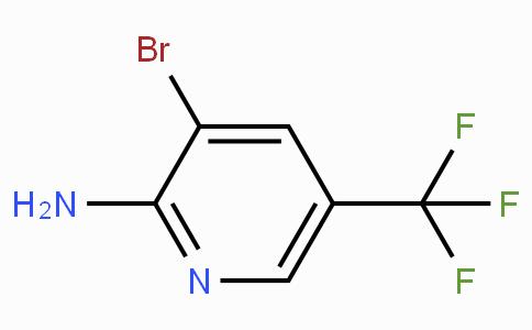 2-Amino-3-bromo-5-(trifluoromethyl)pyridine