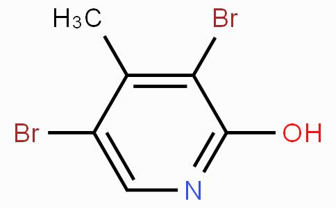 3,5-二溴-4-甲基-2(1H)-吡啶酮