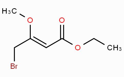 Ethyl 4-bromo-3-methoxybut-2-enoate