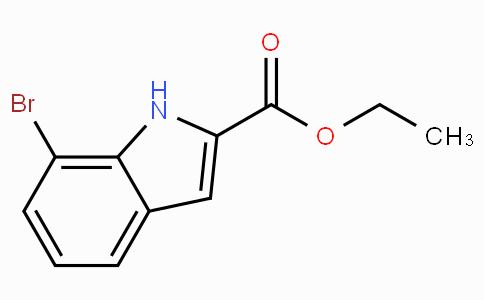 7-溴-1H-吲哚-2-甲酸乙酯