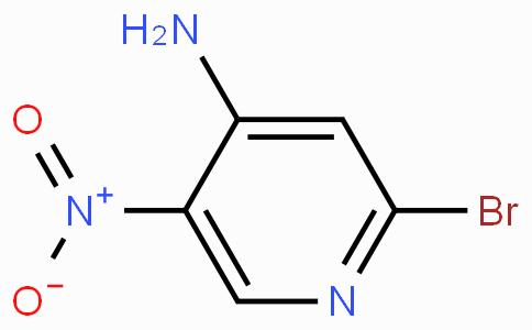 4-Amino-2-bromo-5-nitropyridine