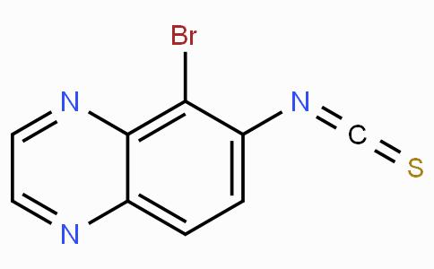 5-Bromo-6-isothiocyanatoquinoxaline