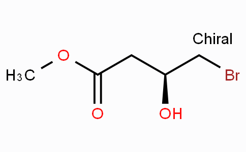 Methyl (S)-3-hydroxy-4-bromobutylate