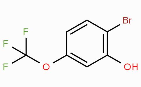 2-溴-5-(三氟甲氧基)苯酚