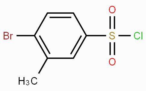 4-Bromo-3-methylbenzenesulfonyl chloride