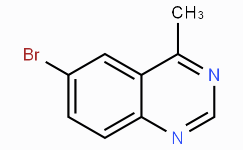 6-Bromo-4-methylquinazoline