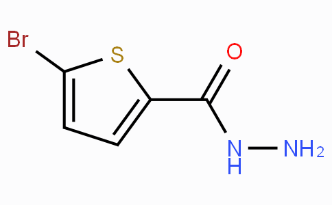 5-溴噻吩-2-甲酰肼